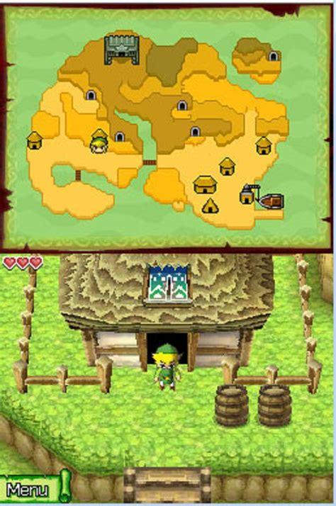Ds Games The Legend Of Zelda Phantom Hourglass The