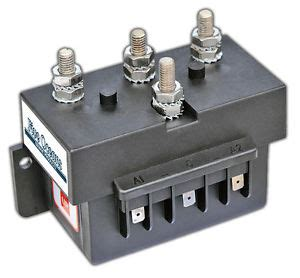 five oceans reversing solenoid control box for windlass with 2 wire motor bc 758524795635 ebay