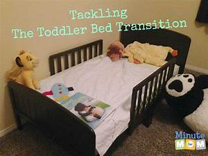 Tackling The Toddler Bed Transition