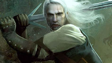 witcher rise of the white wolf still being considered