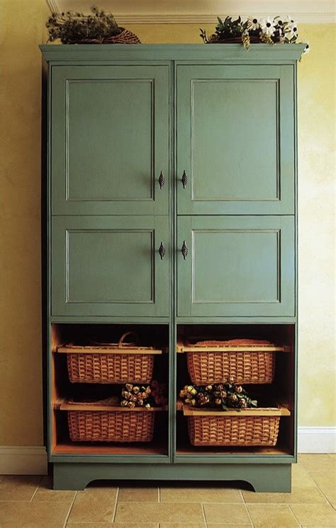 how to make a kitchen pantry cabinet build a freestanding pantry standing kitchen 9480