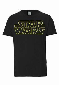 Star Wars Schriftzug : logoshirt t shirt mit star wars schriftzug krieg der ~ A.2002-acura-tl-radio.info Haus und Dekorationen