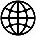 Icon Vector Globe Web Internet Wide Newdesignfile