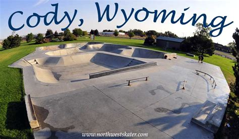 Cody, Wyoming Skatepark