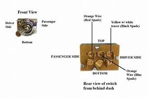 Fuel Selector Switch - Dash Mount
