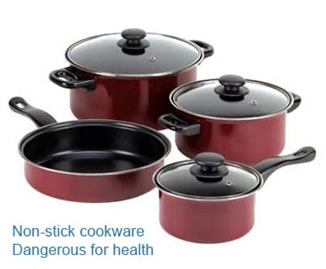 dangers  nonstick cookware teflon toxicity pfoa toxicity  human