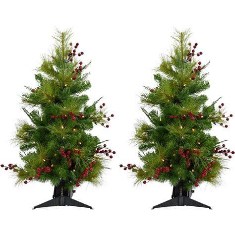 home depot winterberry outdoorlit tree ecosmart 50 light led multi color c9 light set 703155