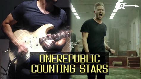 Onerepublic  Counting Stars  Electric Guitar Cover By