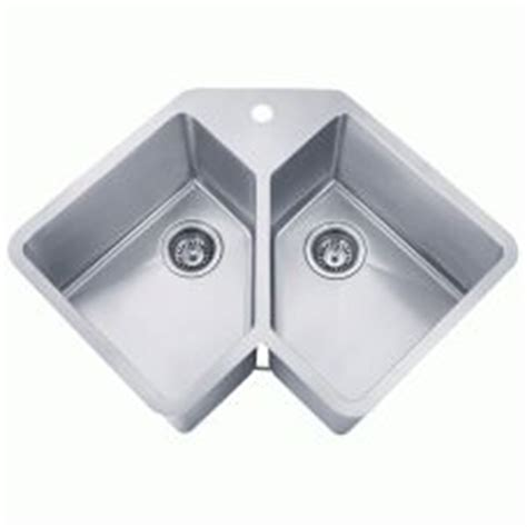 stainless steel corner sinks for kitchens stainless steel corner kitchen sinks and kitchen sinks on 9386