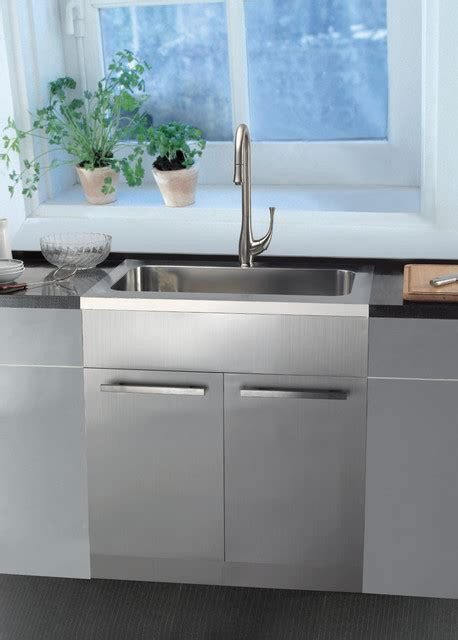 sink base cabinets kitchen stainless steel sink base cabinets kitchen san 5272