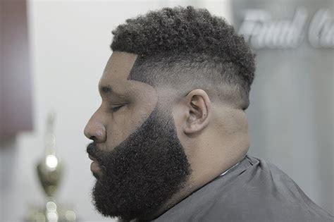 tasty black mens beards styles  unique  sexy