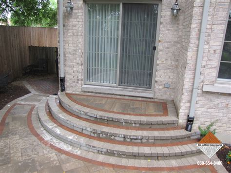 front entry steps pictures front entries stone walkways d m outdoor living spaces