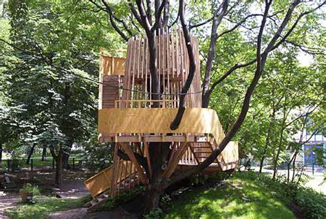 Lust auf Baumhaus: Kreative Baumhäuser in Berlin - tip berlin