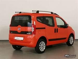 2011 Fiat Qubo 1 3 Mj 16v Dpf Trekking 5-gg  Climate
