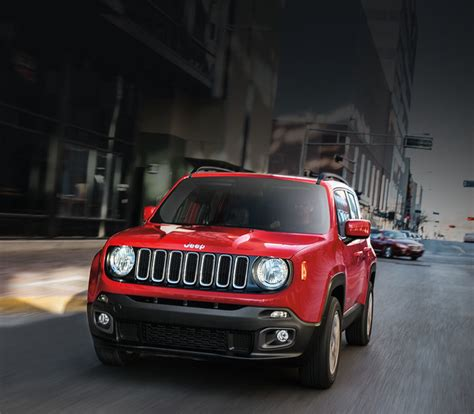 small jeep 2018 jeep renegade small suv
