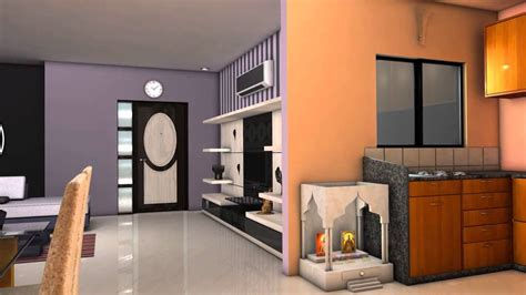Dream home plans one story 100+ modern house elevation design idea. 2 Bhk Flat Interior Design Photos In India ...