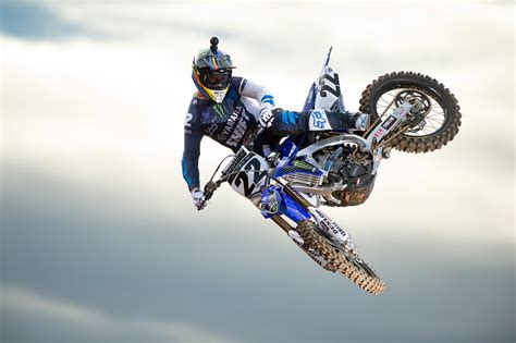 official chad reed  factory yamaha moto related