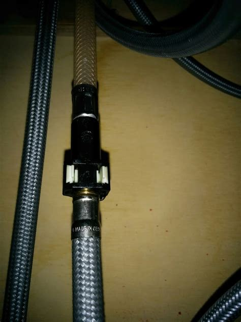 Moen Kitchen Faucet Leaking Under Sink by Confused About Old Style Moen Hydrolock Leak Under
