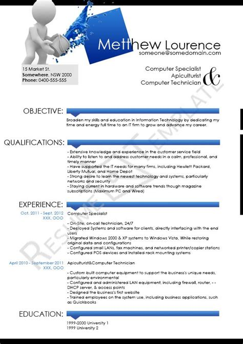 Help To Write A Resume Free by Pin By Chronological Resume Template On Chronological