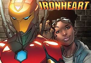 Review: 'Invincible Iron Man: Ironheart Vol. 1—Riri ...