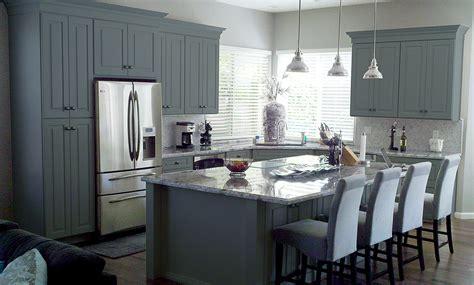 Kitchen Island Dining   Custom Design, Semi Custom Cabinets