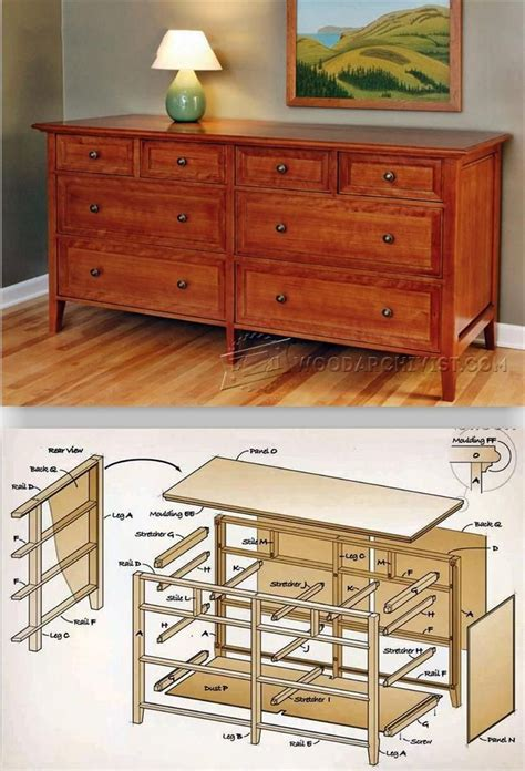 dresser plans ideas  pinterest diy furniture dresser diy dresser plans  diy