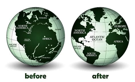 What is Pangea? - Facty
