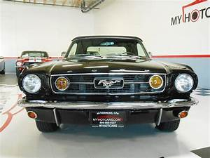 1966 Ford MUSTANG GT Convertible Stock # 13172 for sale near San Ramon, CA | CA Ford Dealer