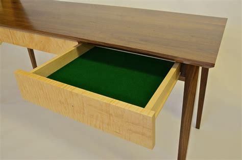 desk furniture felted drawer alan dorsey woodworking