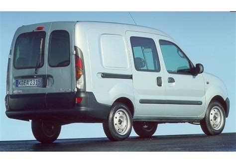 fiche technique renault kangoo express 1 5 dci 70 grand volume eco 233 e 2002