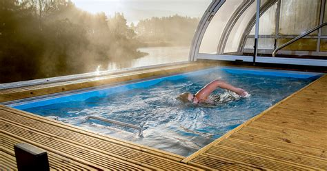 Endless Pools, Swim Current Machines, Small Swimming Pools