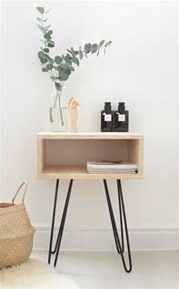 End Of Bed Bench Modern by 25 Best Ideas About Side Tables On Pinterest End Table