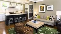small apartment decorating Amazing of Fabulous Small Basement Apartment Decorating I #5046