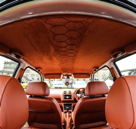 Auto Interiors And Upholstery by 10 Cool Custom Headliners On Instagram The Hog Ring