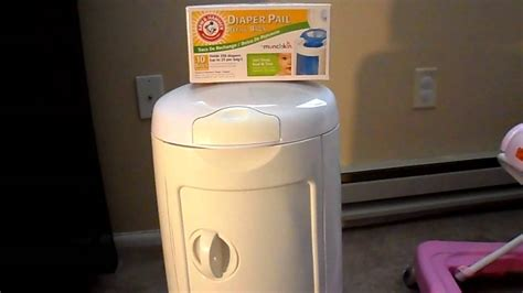 Arm And Hammer Diaper Pail By Munchkin