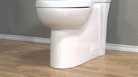 toilets studio concealed trapway dual flush toilet
