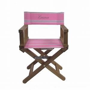 Fauteuil Enfant Personnalisable : un fauteuil enfant personnalisable par son pr nom unique ~ Melissatoandfro.com Idées de Décoration