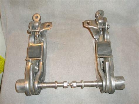 sold rebuilt  control arms  sway bar mount