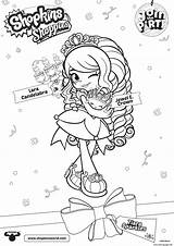 Shoppies Coloriage Join Shopkins Coloring Dessin Doll Crown Jewel Candelabra Lara Printable Imprimer Colorier Imprime Fois Gratuit sketch template