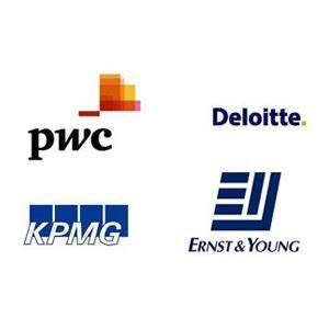 The big four firms jobs starting pwc salary and internships guide 2018 big 4 accounting firms salary breakdown updated info fandeluxe Images