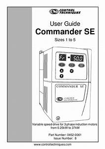 Commander Se Users Guide