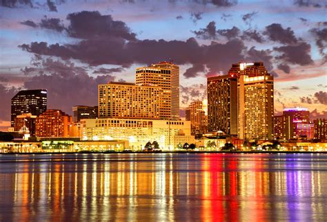 New Orleans's Best Central Business District Hotels ...