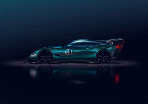 Jaguar 2020 Vision by Jaguar D Type Race Vision 2020 By Sreejith Krishnan