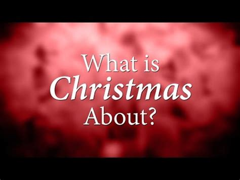 what is christmas about paul washer youtube