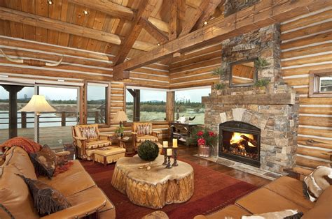 cabin decorating ideas the best rustic living room ideas for your home