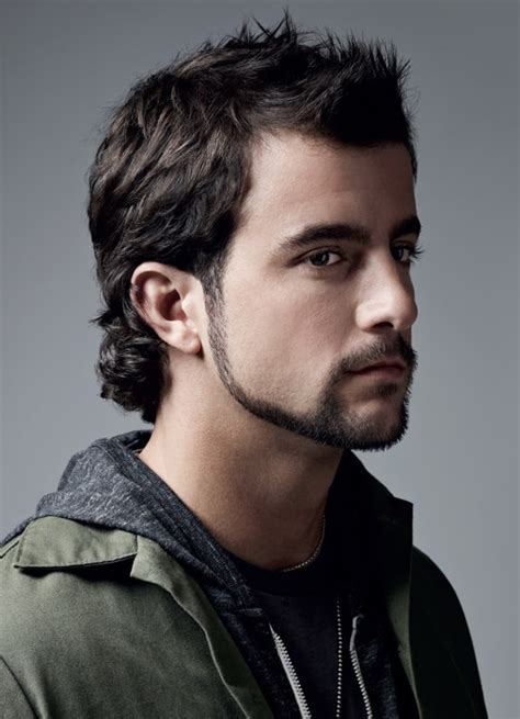 View Mullet Mens Hairstyles Pictures
