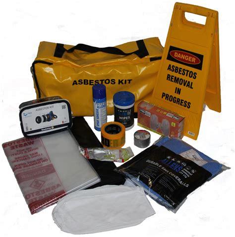 asbestos removal kit intermediate  asbestos kits