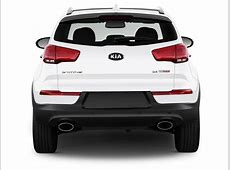 Image 2016 Kia Sportage AWD 4door SX Rear Exterior View