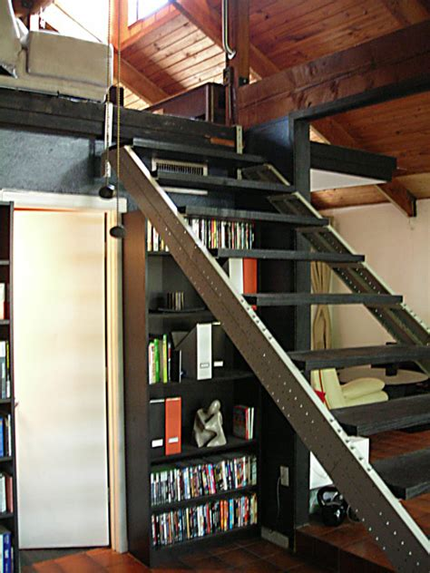 stairs open fast stair stringers steel building installation safe prefabricated fail designed order adjustable