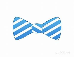 Blue Bow Tie Clipart